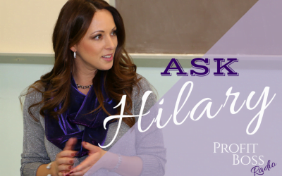 EP 124 | Ask Hilary